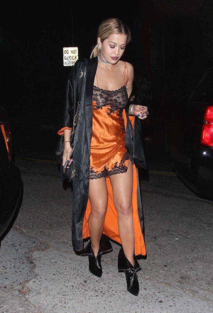 Rita Ora See Through 5