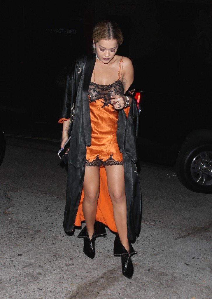 Rita Ora See Through 7