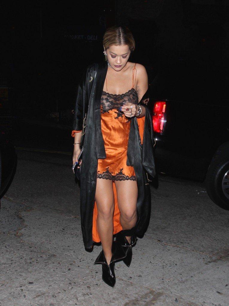 Rita Ora See Through 9
