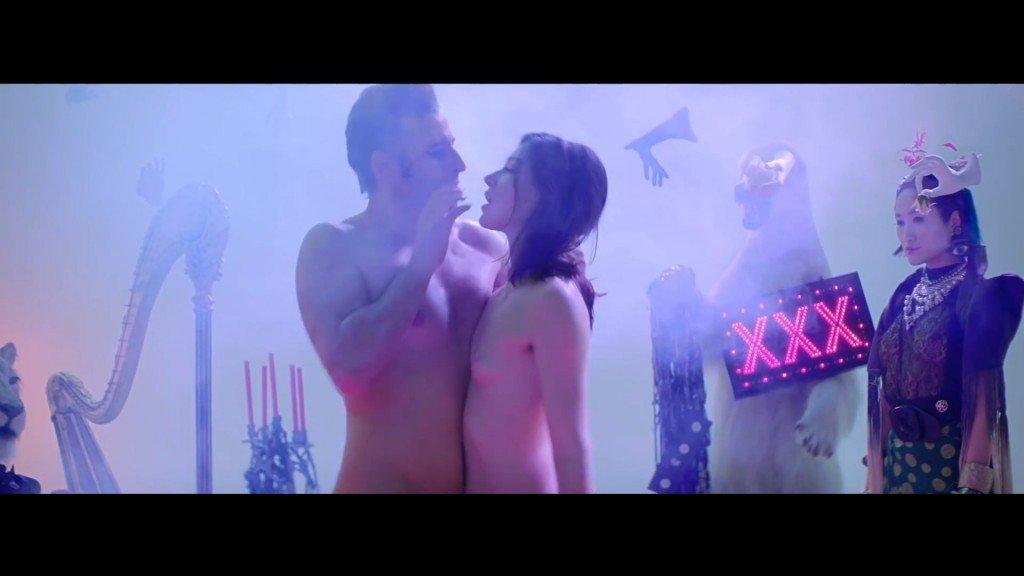 Jessica Stoyadinovich aka Stoya Naked – Adanowsky – Would You Be Mine (2015) 1080p