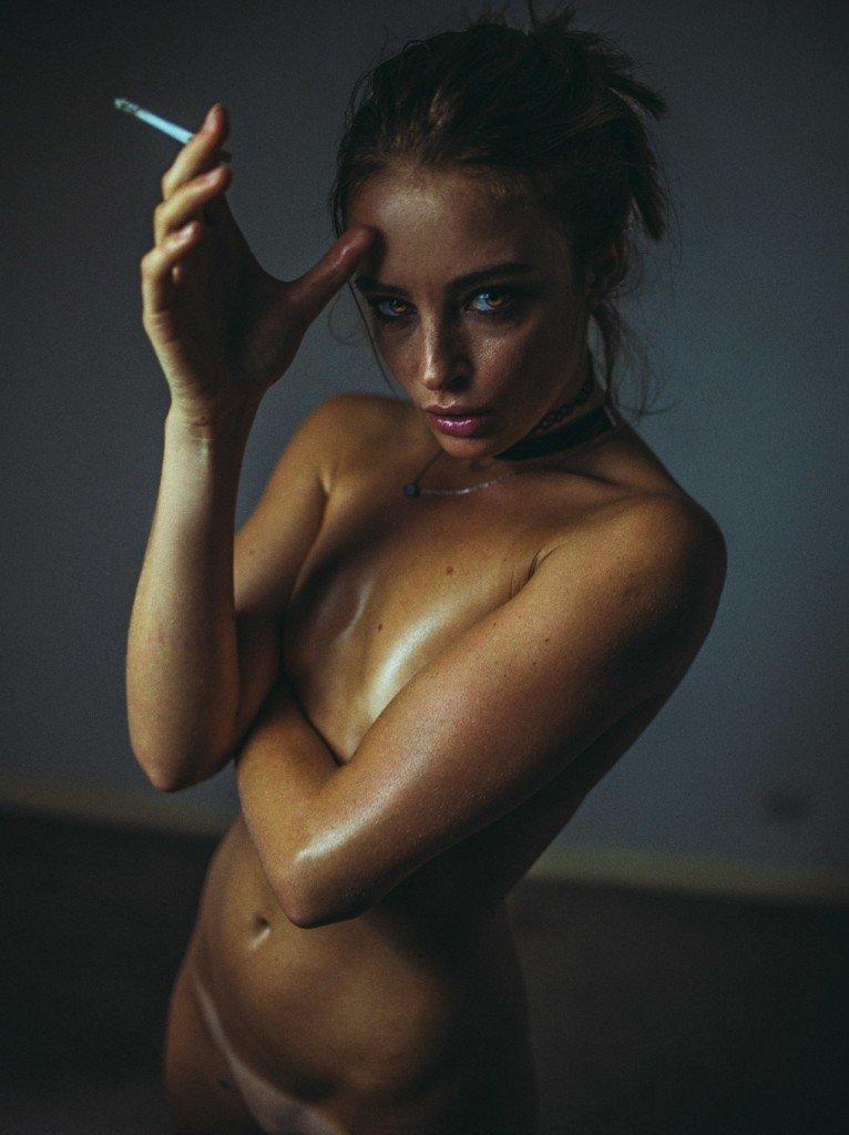 Tess Georgia Dimos Nude 1