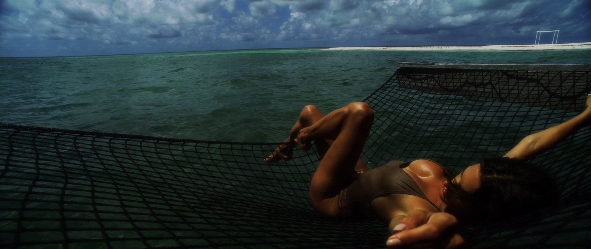 Alessandra Ambrosio Nude Video 42