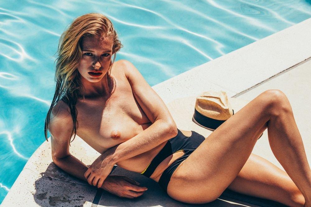 Alice Cornish Sexy & Topless 15