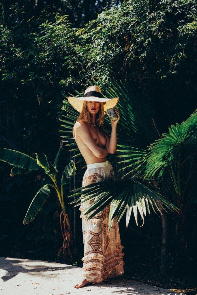 Alice Cornish Sexy & Topless 16