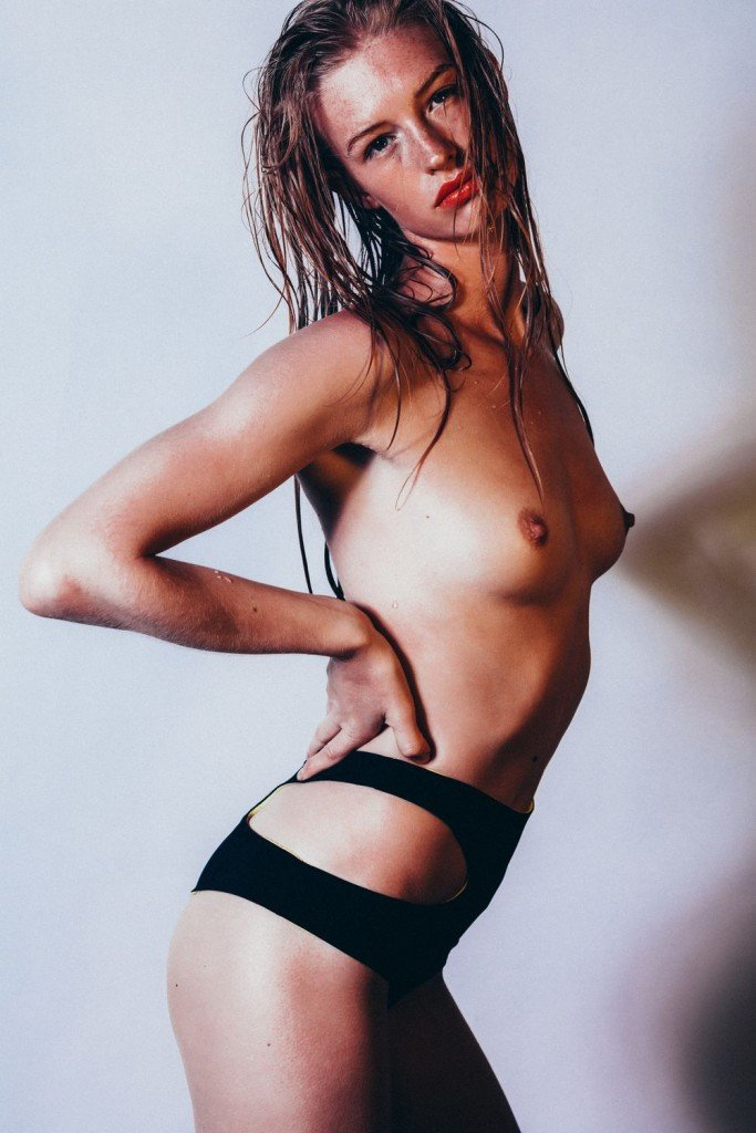 Alice Cornish Sexy & Topless 23