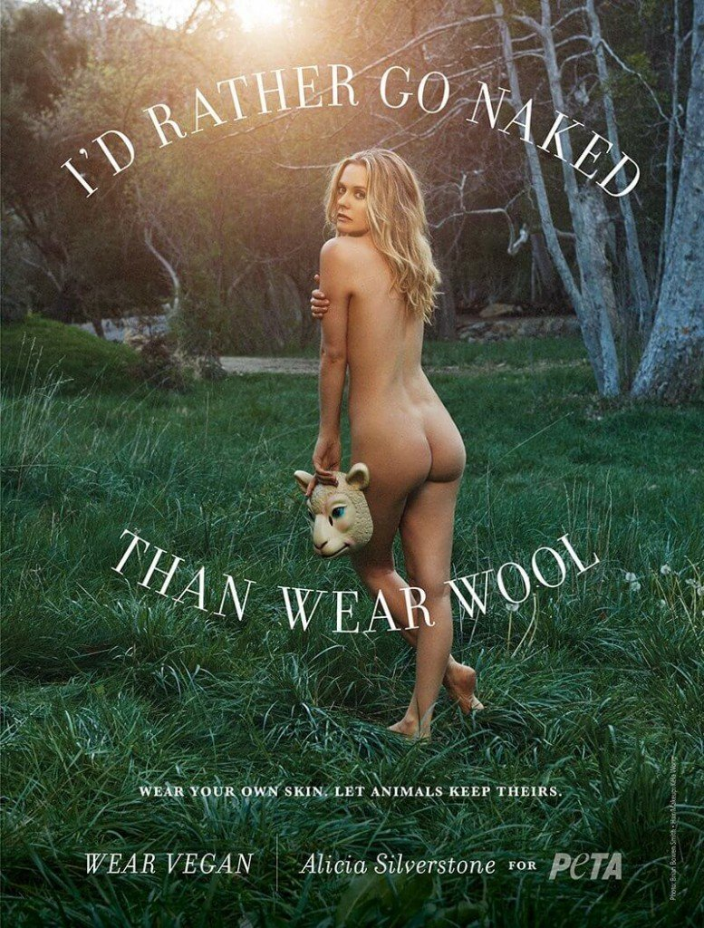 Alicia Silverstone Naked