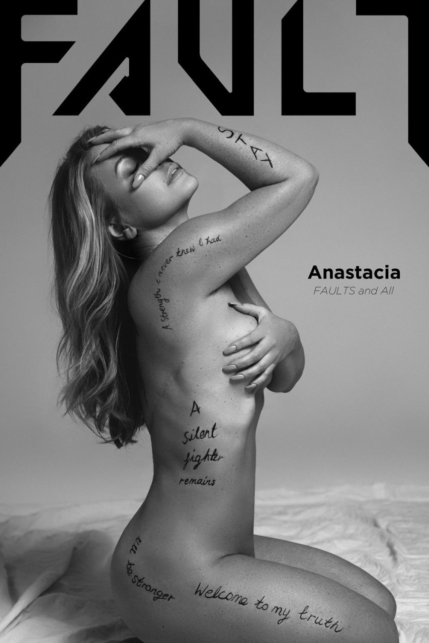 Years nude after anastacia singer singer