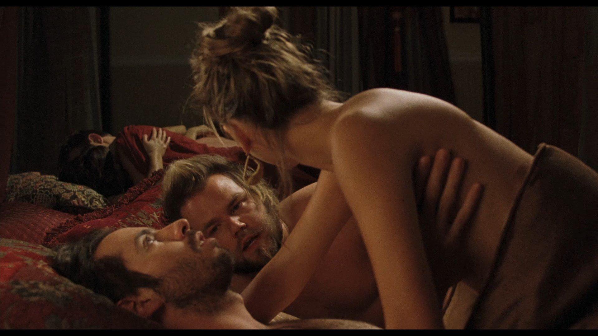Angela Sarafyan Tits angela sarafyan nude – a good old fashioned orgy (2011