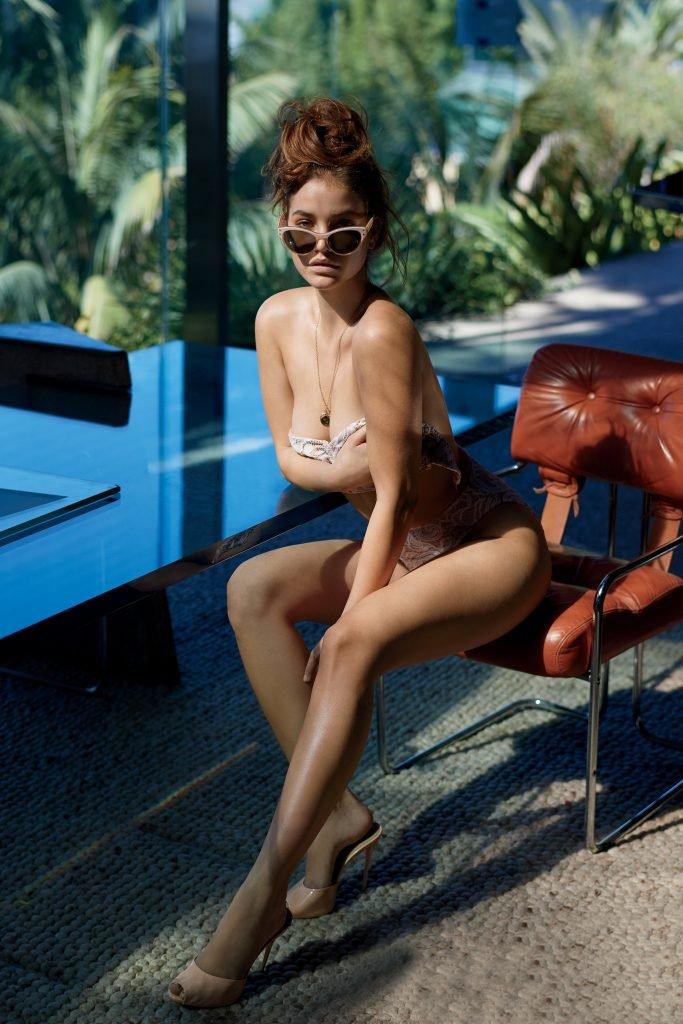Barbara Palvin Sexy & Topless (12 Photos)