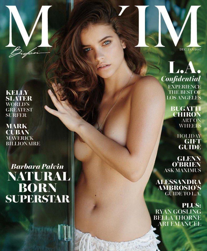 Barbara Palvin Topless Sexy 1