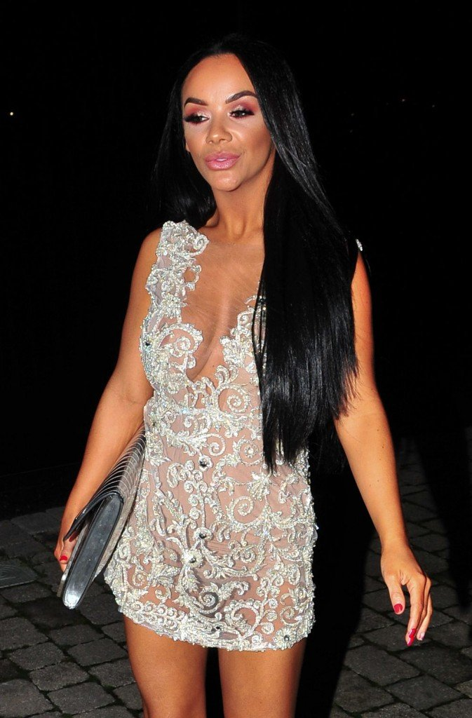 Chelsee Healey See Through (24 Photos)