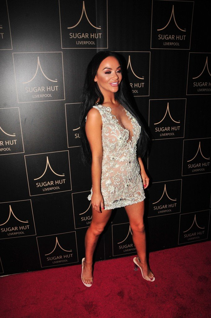 Chelsee Healey See Through New 8