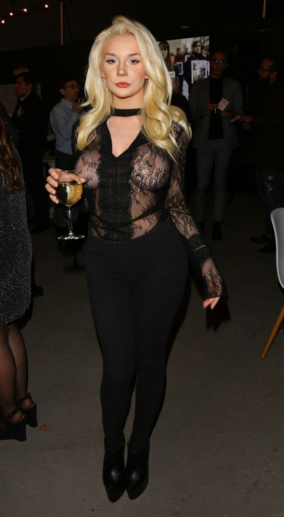 Courtney Stodden See Through 5