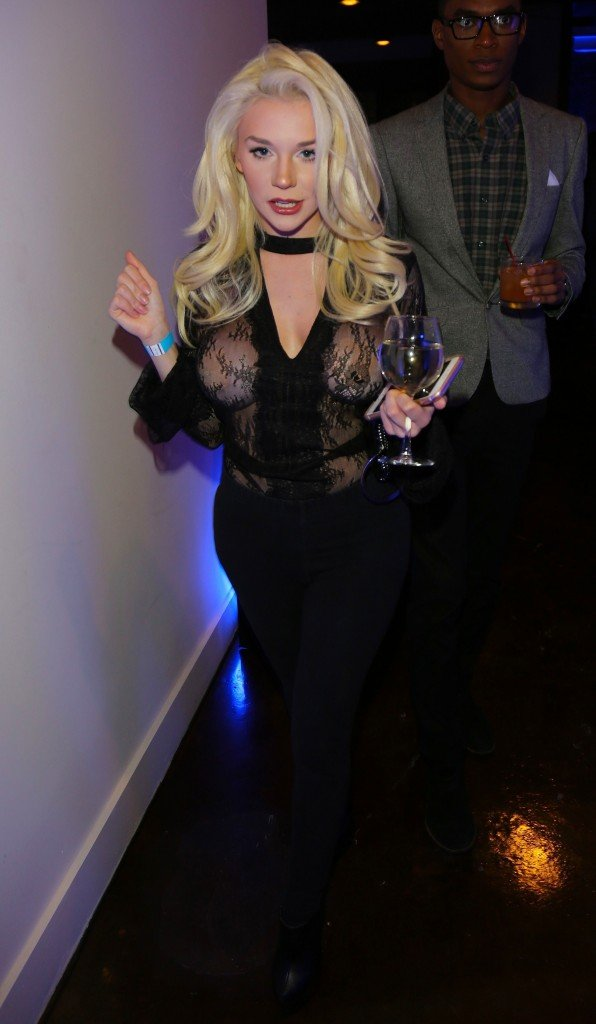 Courtney Stodden See Through 7
