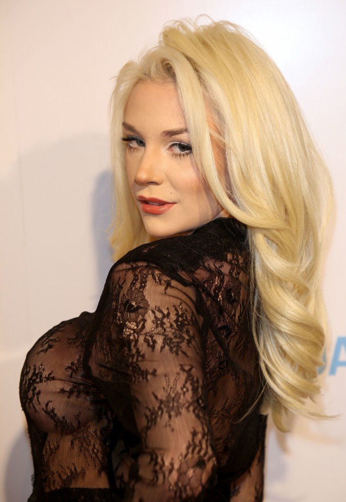 Courtney Stodden See Through 9