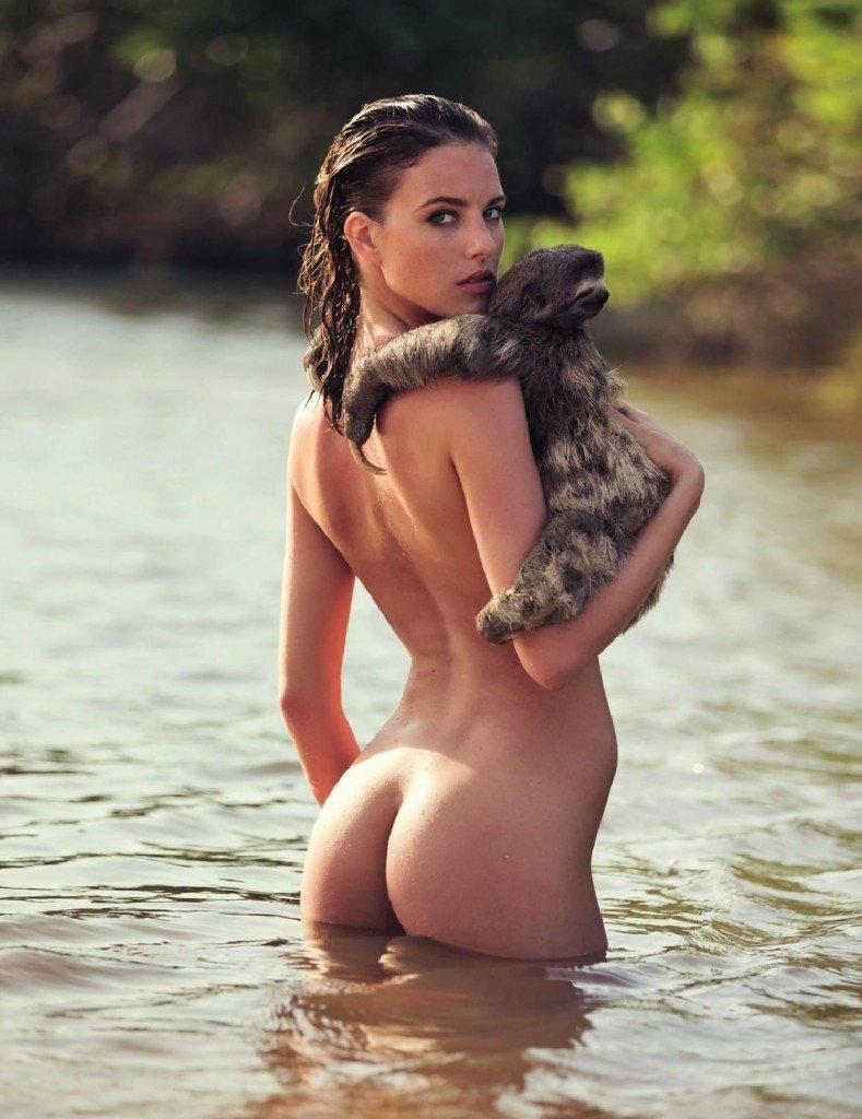 Eliza Cummings Nude 1