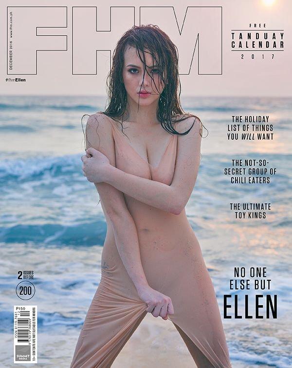 Ellen Adarna Nude & Sexy (2 Photos + Video)