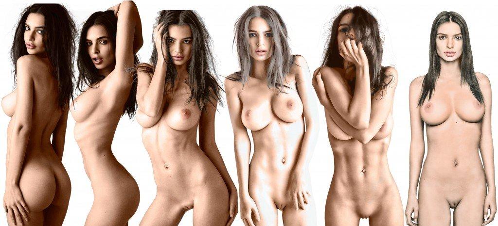 Emily Ratajkowski Naked 1