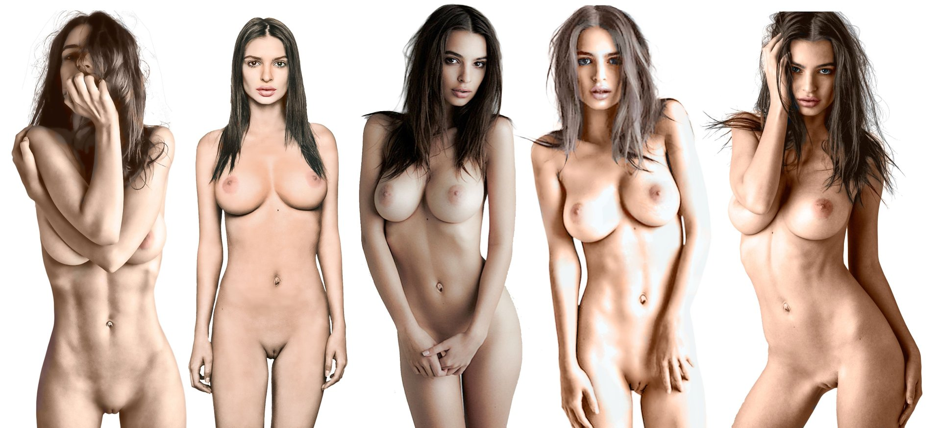 American Actress And Model Emily Ratajkowski Naked Photos Leaked