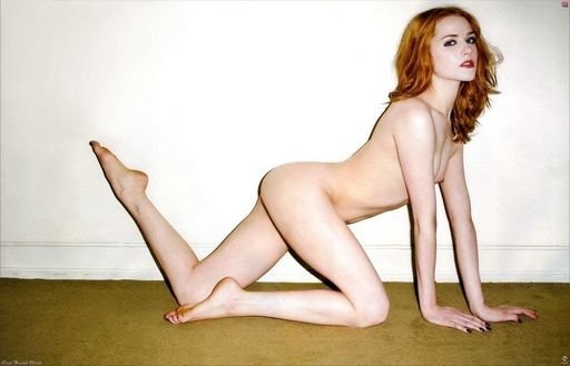 Evan Rachel Wood Nude