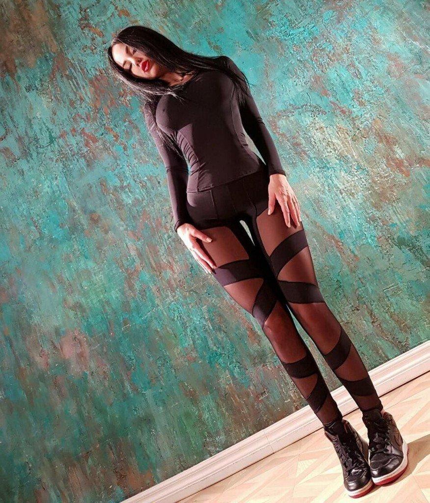Gayana Bagdasaryan Nude & Sexy 1