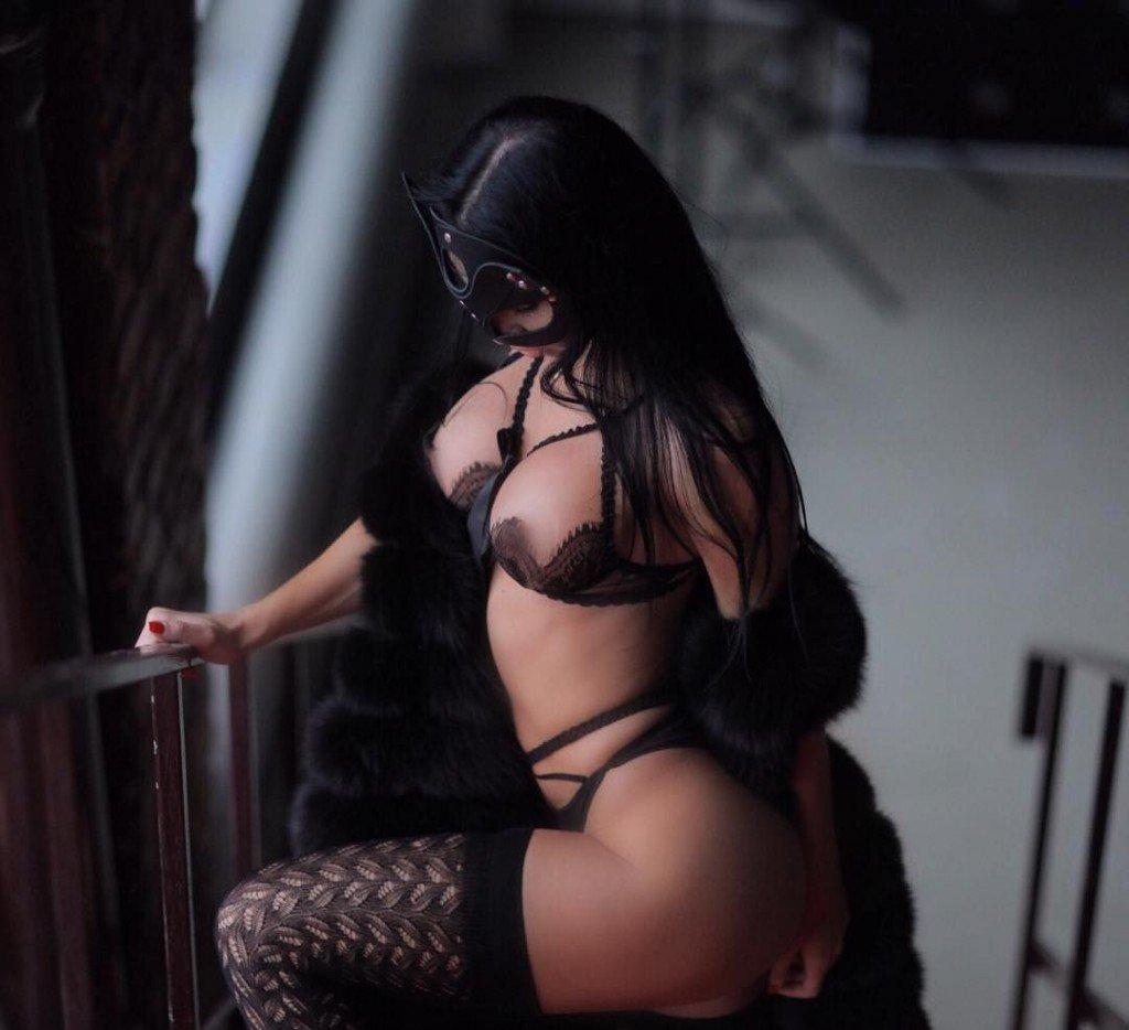 Gayana Bagdasaryan Nude & Sexy 40