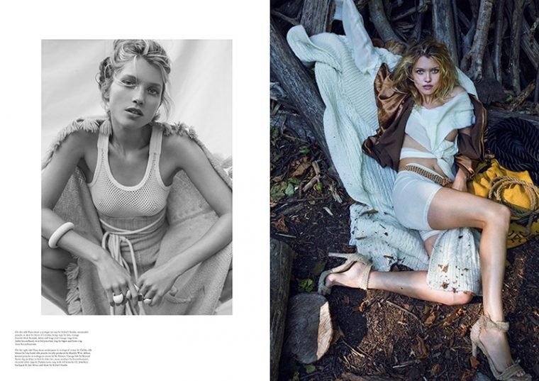 Hana Jirickova See Through (4 Photos)