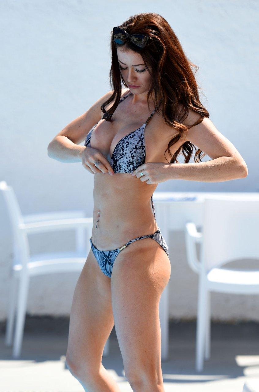 topless bikini