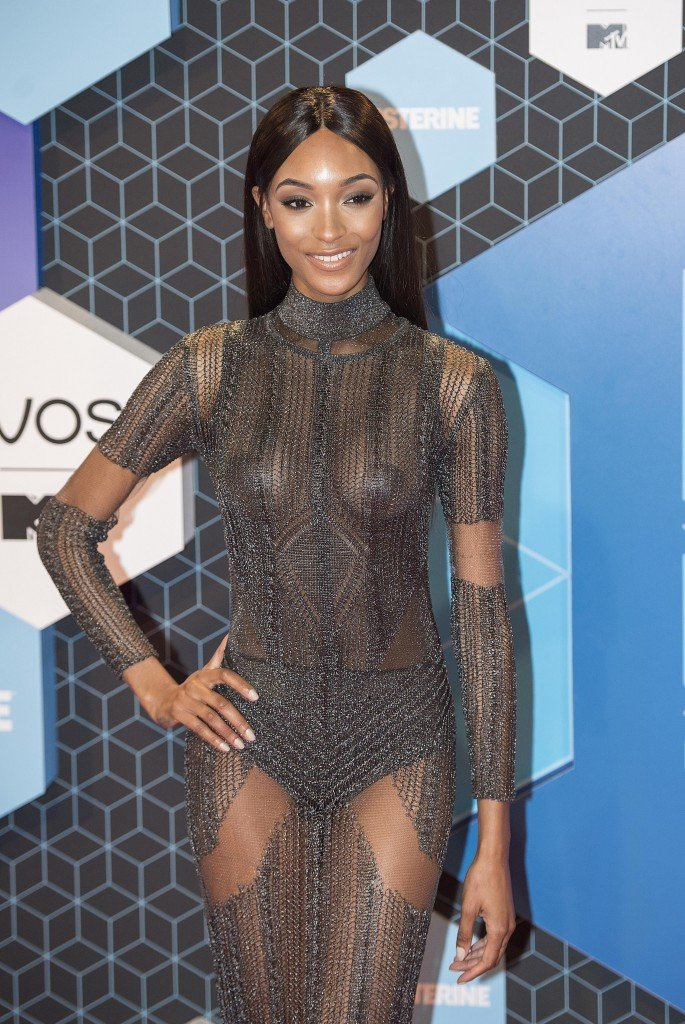 Jourdan Dunn See Through 1