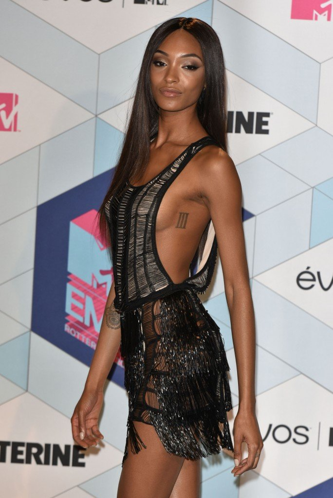 Jourdan Dunn See Through 10