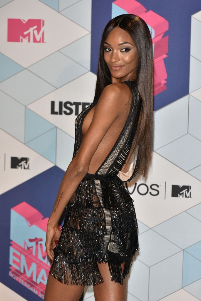 Jourdan Dunn See Through 11