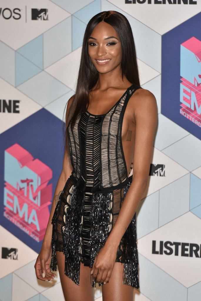 Jourdan Dunn See Through 13