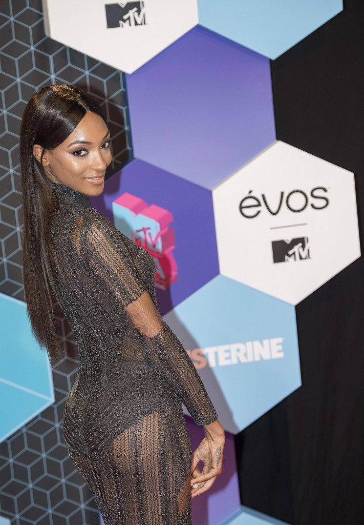 Jourdan Dunn See Through 2