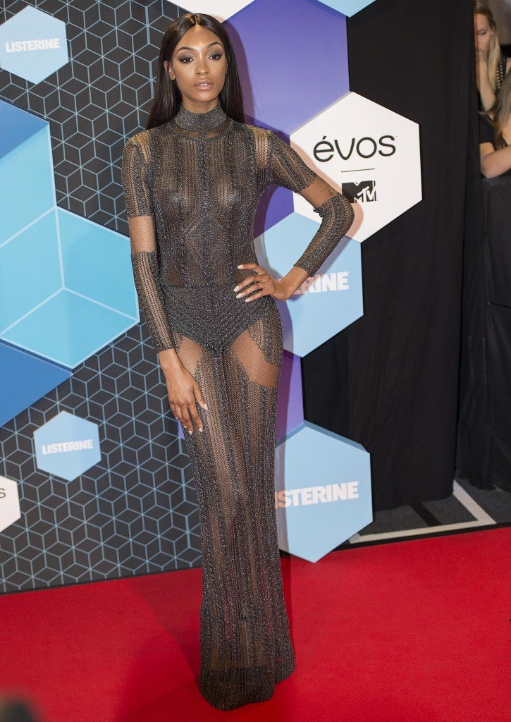 Jourdan Dunn See Through 4