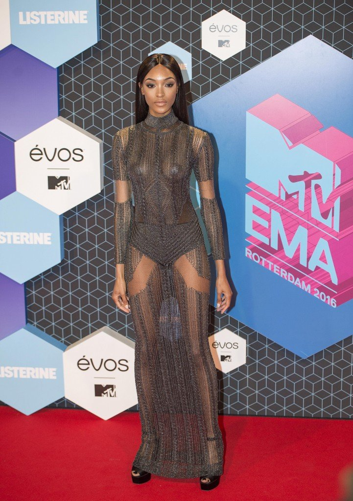 Jourdan Dunn See Through 5