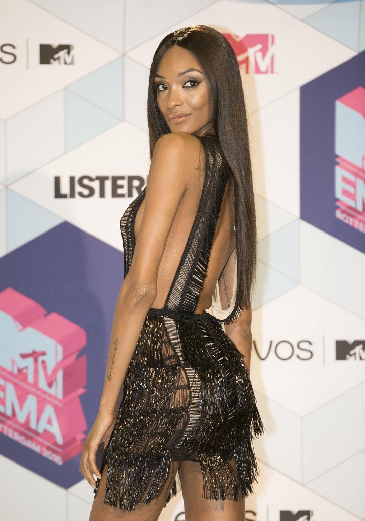 Jourdan Dunn See Through 6