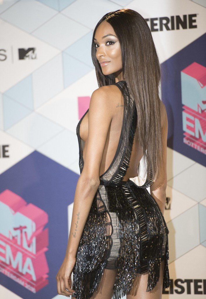 Jourdan Dunn See Through 7