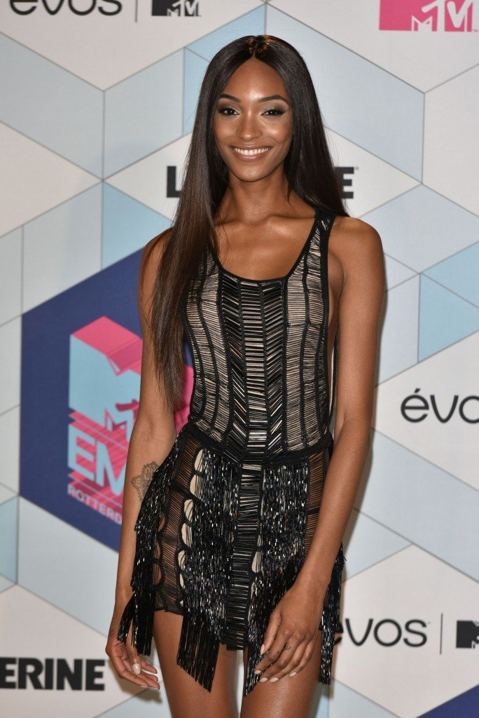 Jourdan Dunn See Through 8
