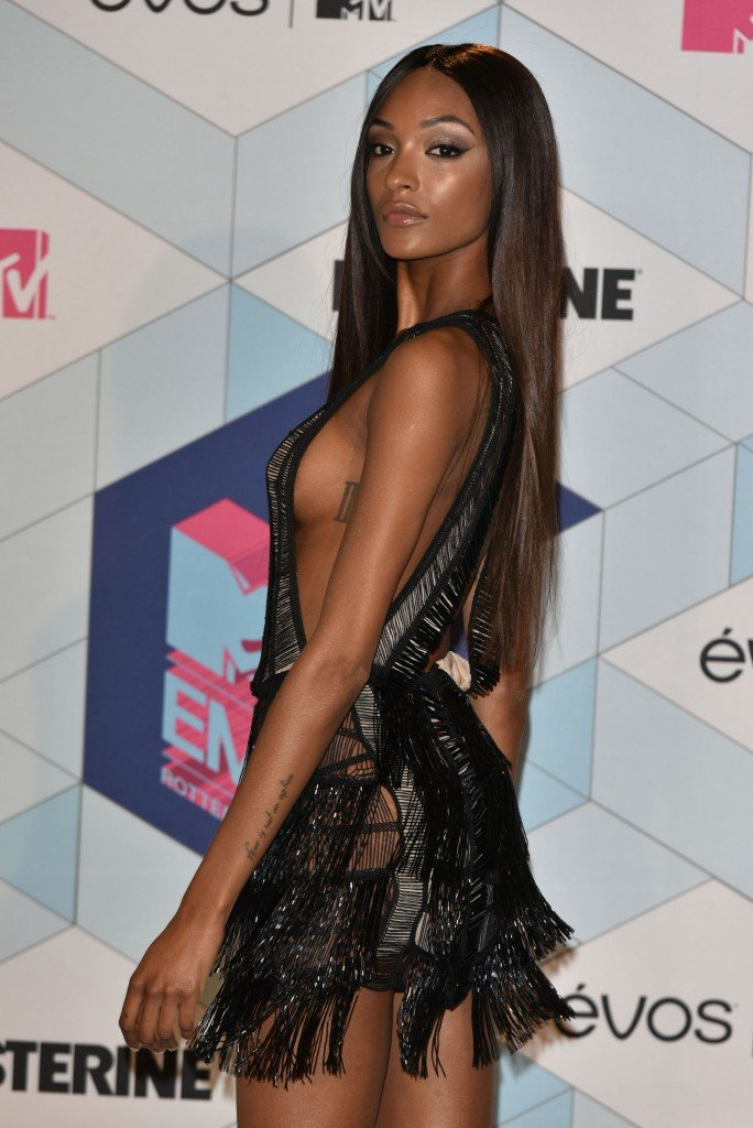 Jourdan Dunn See Through 9