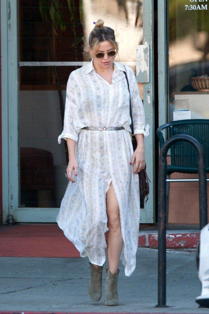 Kate Hudson Upskirt (8 Photos)
