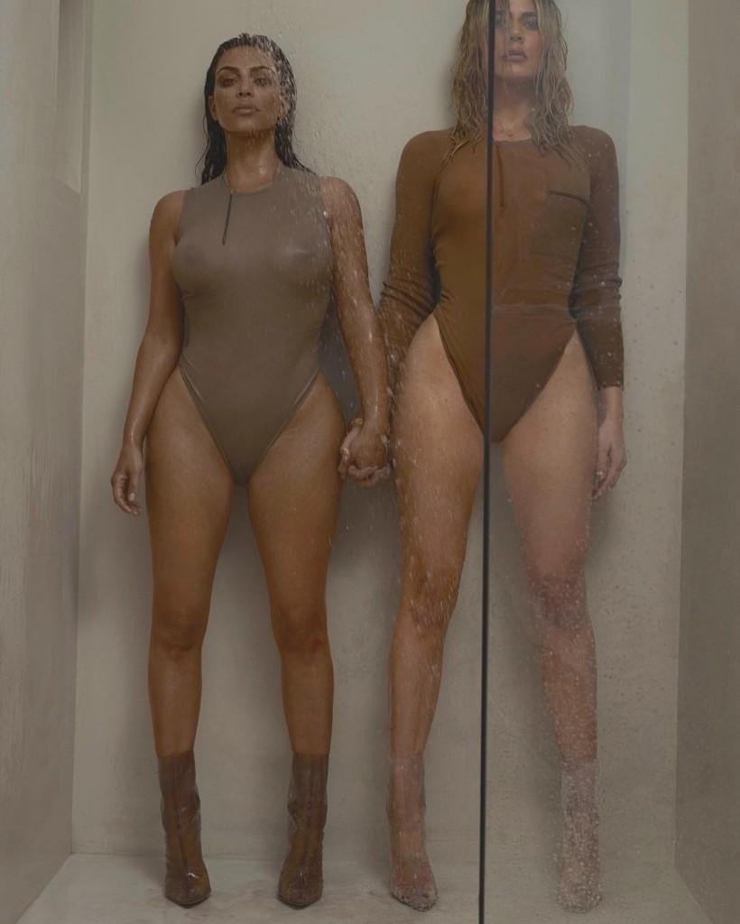 Kim Kardashian, Khloé Kardashian Sexy 2