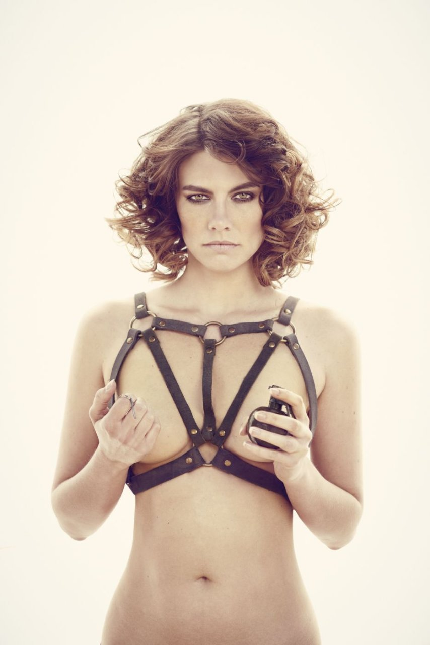 sexy Lauren boobs cohan