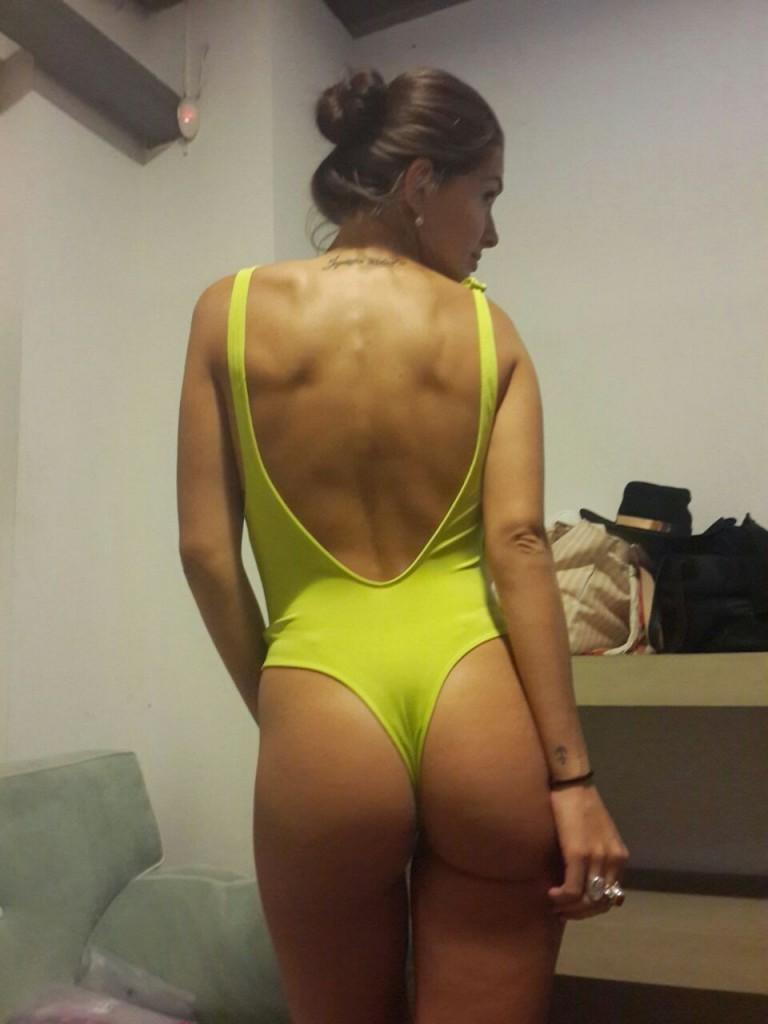 María Eugenia Suárez Leaked (8 Photos)