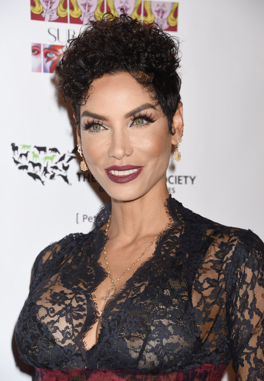 Are not nicole murphy nude naked