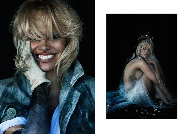 Pamela Anderson Sexy (2 New Photos)