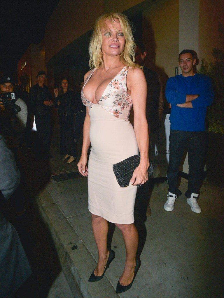 Pamela anderson sexy boobs
