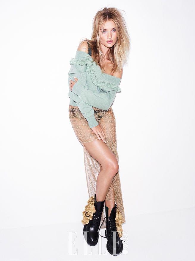 Rosie Huntington-Whiteley Sexy (6 Photos)