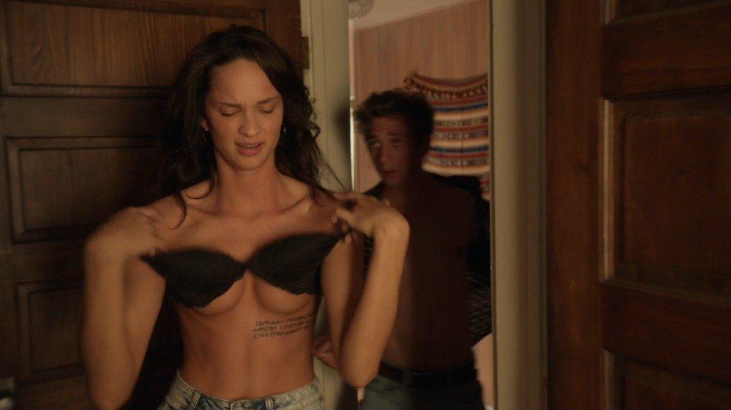 Sexy sasha p shows off her body 2
