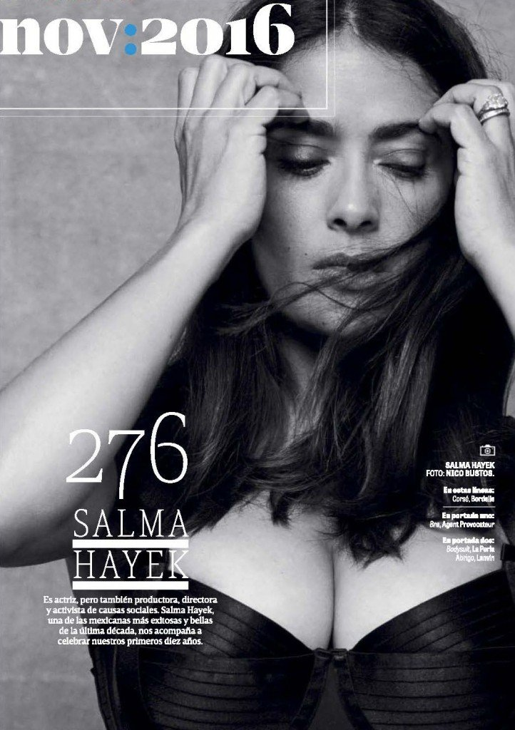 Salma Hayak Sex Video 63
