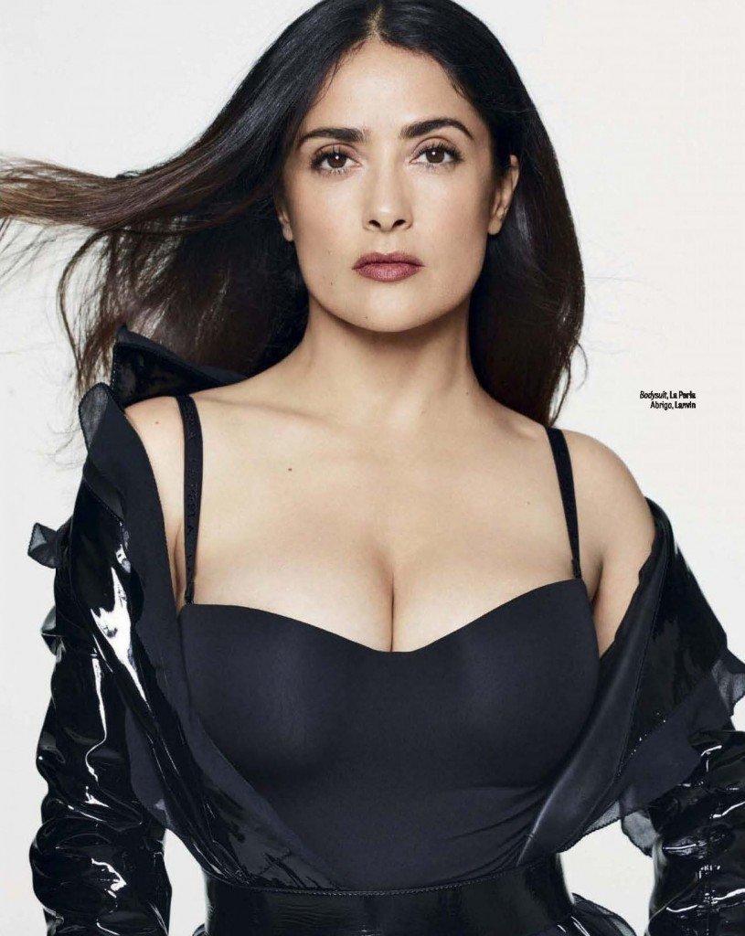 Salma Hayek Sexy (7 Photos)